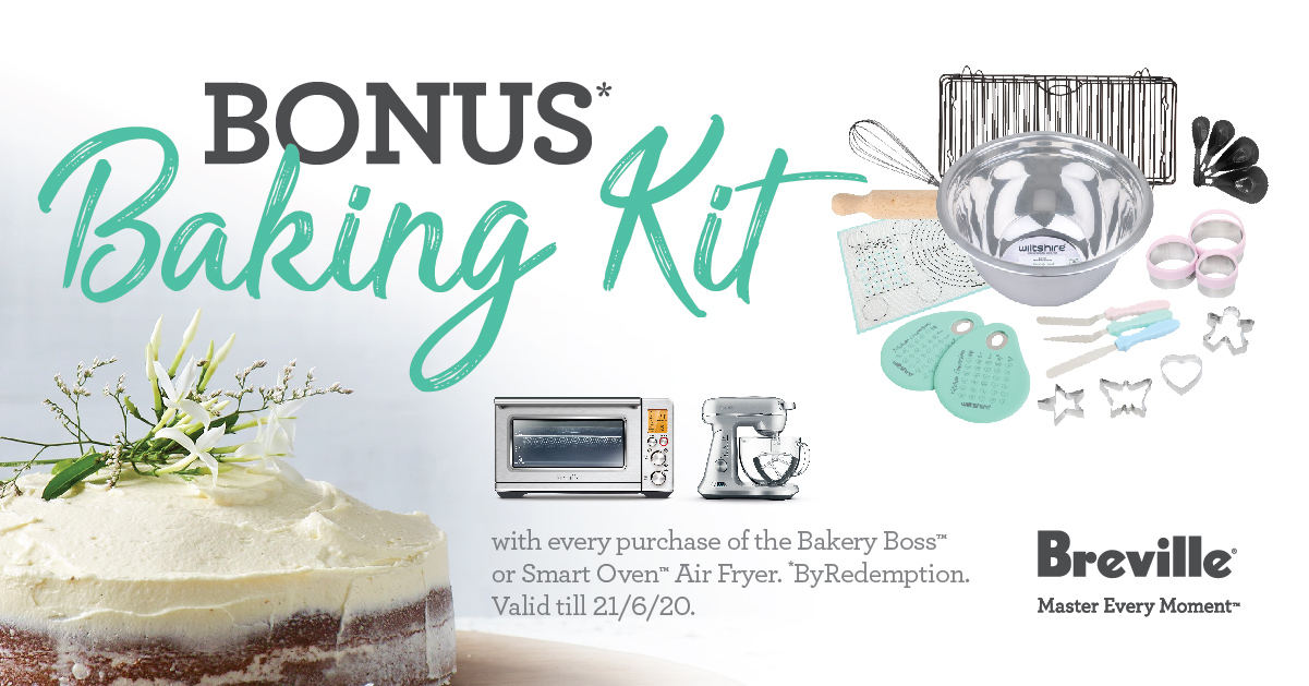 Bonus Baking Kit
